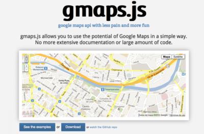 gmaps.js, manejando la API de Google Maps sin quebraderos de cabeza