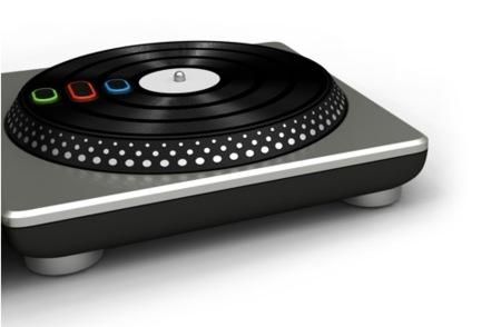 DJ Hero nos trae más instrumentos de plástico