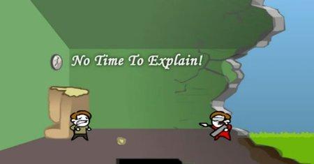 'No Time To Explain' ya está... No hay tiempo para explicarlo. ¡Leed la noticia!