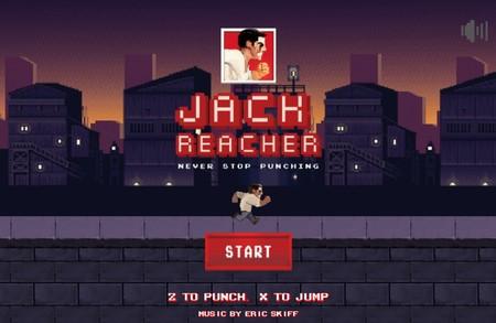 Juego de Jack Reacher