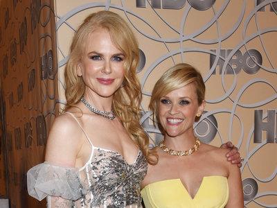 Un libro y un premio Emmy: las dos razones por la que Nicole Kidman y Reese Witherspoon están a la gresca