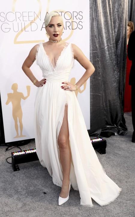 Lady Gaga De Dior Alta Costura