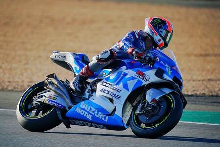 Rins Francia Motogp 2020