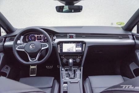 Volkswagen Passat 2020 Prueba 001