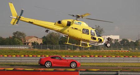 Ferrari prepara una película en IMAX para su parque en Abu Dhabi