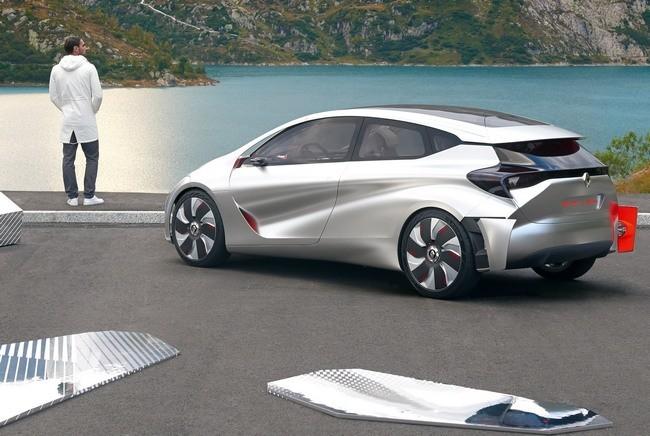 Renault Eolab Produccion