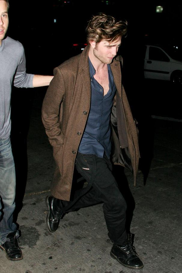 Foto de Robert Pattinson, el chico de moda (7/10)