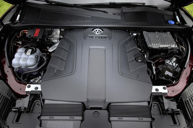 Foto de Volkswagen Touareg 2018, toma de contacto (54/83)