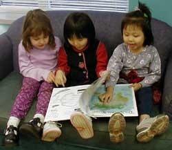 Bilingüismo, beneficioso para los niños