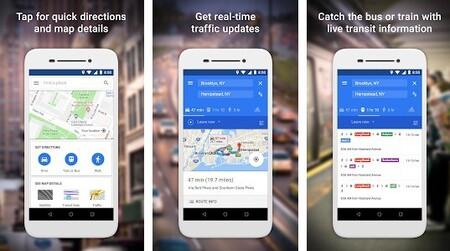 Google Maps Go: los pros y los contras del hermano pequeño de Google Maps