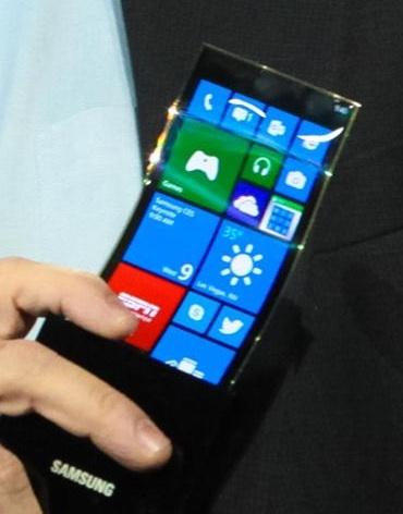 Samsung desvela YOUM, sus terminales prototipo con pantallas OLED flexibles