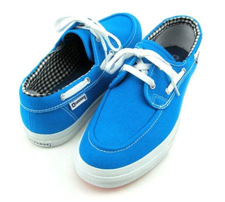 Converse nautico blue