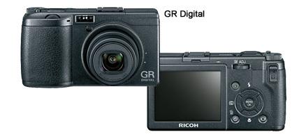 Firmware v2.40 para la Ricoh GR Digital