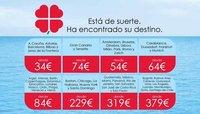 Iberia nos ofrece vuelos baratos estas vacaciones