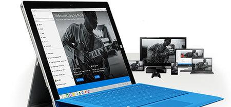 Microsoft se rinde ante Spotify Music y pone fecha de caducidad al servicio Groove Music Pass