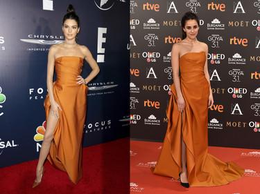 Macarena García se marca un Kendall Jenner en toda regla de la mano de Gala González