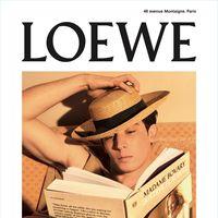 Bucólica la primera imagen de la campaña otoño-invierno  2018/2019 de Loewe