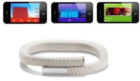 Jawbone Up, una pulsera para medir nuestra vida a través del iPhone