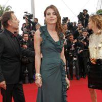 En el festival de Cannes, en 2012