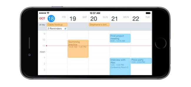 Fantastical 2 para iOS se actualiza a la versión 2.4 incluyendo nuevas funcionalidades