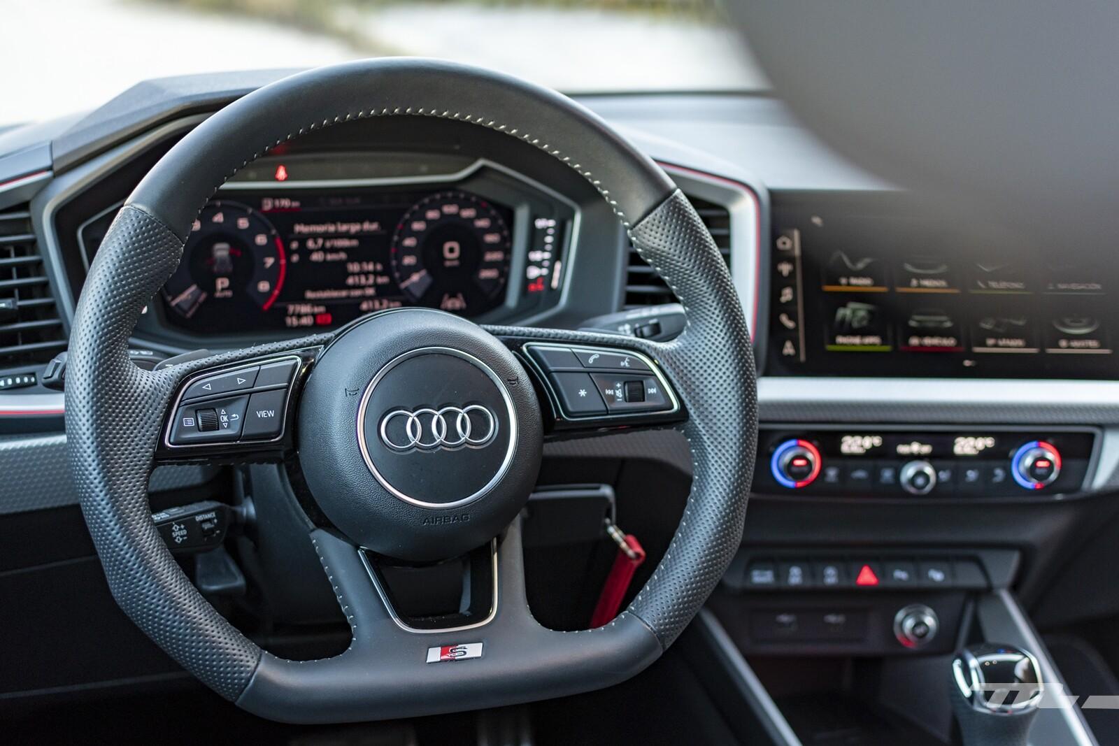 Foto de Audi A1 Citycarver 2020 prueba (6/39)