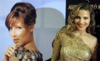 Elsa Pataky se viste de burbuja para la premiere de Didi Hollywood en Barcelona