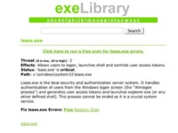 exeLibrary, conocer más a fondo los programas .exe que se ejecutan en nuestro sistema