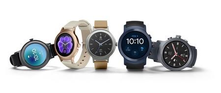 LG Watch Sport y Watch Style, los primeros smartwatches con Android Wear 2.0 ya están aquí