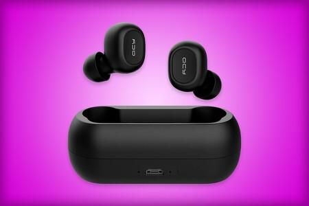 Audífonos QCY T1 de oferta en Amazon México: hasta 16 horas de autonomía y protección IPX4 por tan solo 250 pesos
