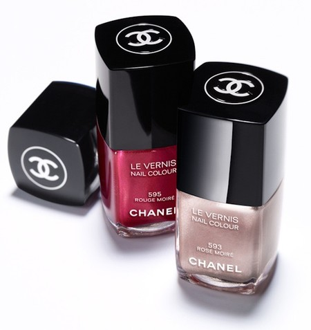 Chanel-Rouge-Allure-Moire-Makeup-Collection-for-Autumn-2013-Sigrid-Agren-5