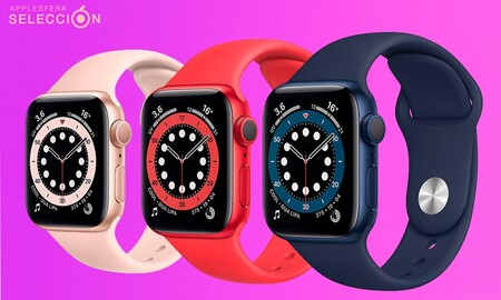 Ahorra 30 euros en el Watch Series 6 en las Apple Hours de MediaMarkt