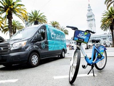 """Ford se apunta al negocio de la movilidad sostenible y crea su propia división de """"soluciones urbanas"""""""