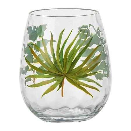 Vaso Para Exterior En Acrilico