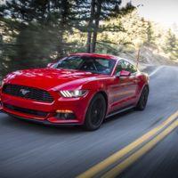 ¡Diez velocidades (sí leyeron bien) para el Mustang 2018!