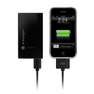 Battery Pack and Charger para iPod e iPhone