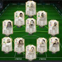 Un jugador de FIFA 21 calcula las enormes cantidades de tiempo y dinero para conseguir un equipo de leyenda en Ultimate Team