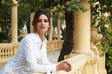 Todo apunta a que Sara Carbonero es la nueva imagen de la colección de baño de Calzedonia 2018