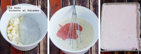 Pastelitos Fresa Limon Prep