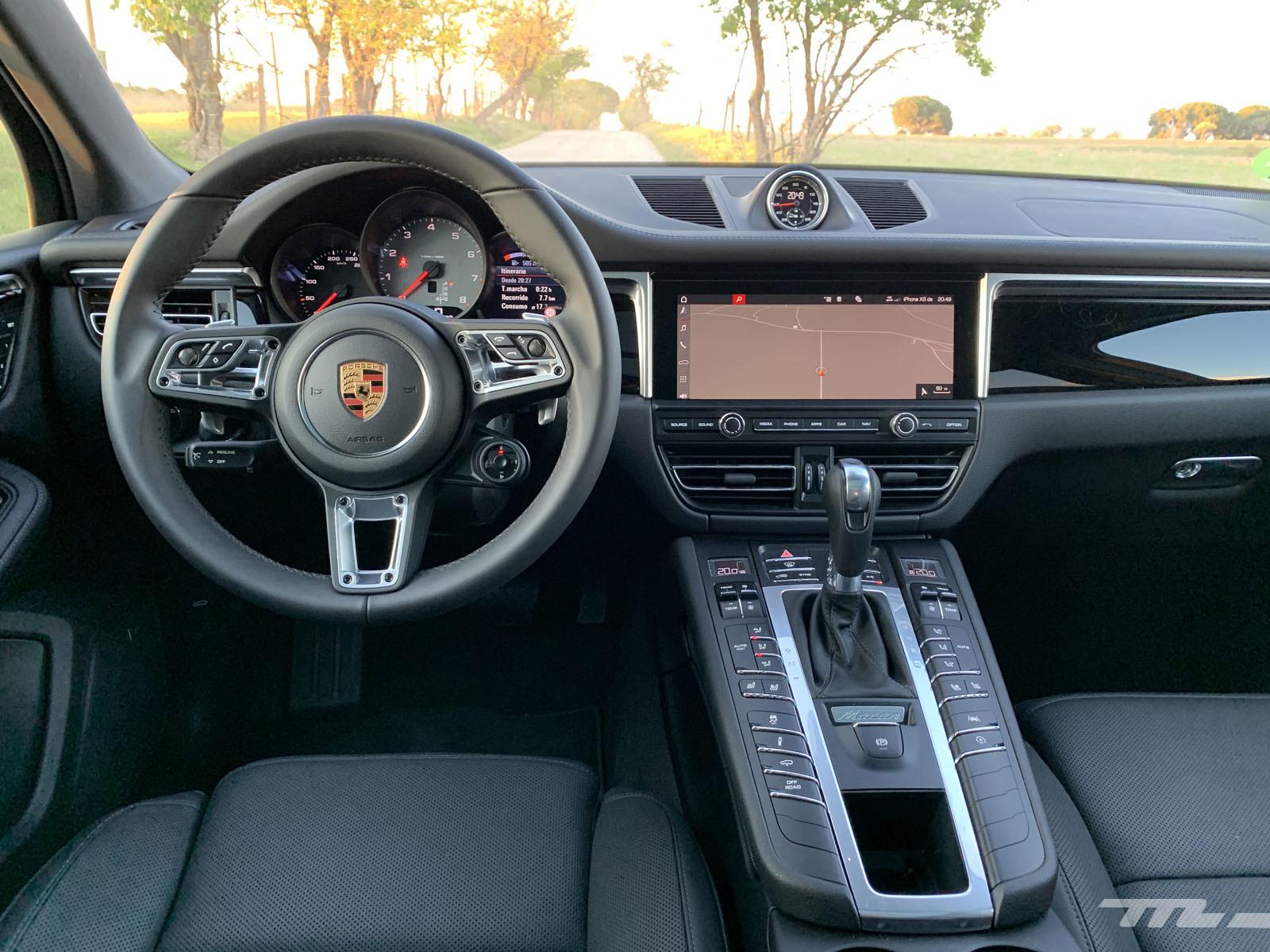 Foto de Porsche Macan S (prueba) (20/28)