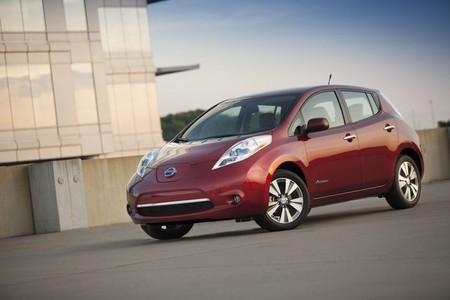 Nissan LEAF vuelve a ser el coche más vendido en Noruega en enero