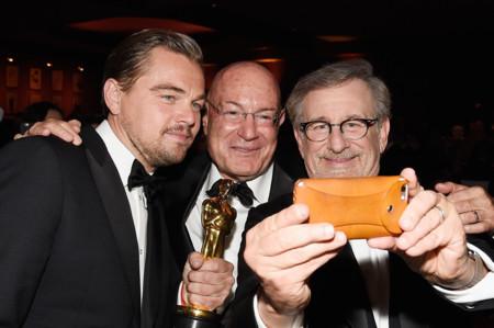 Spielberg con DiCaprio