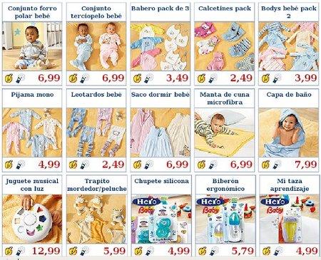 Ofertas de Lidl en equipamiento para el bebé