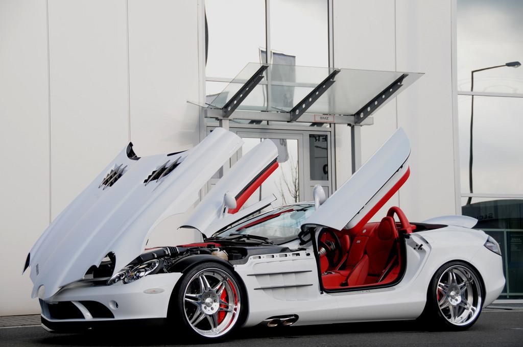 Foto de Brabus SLR McLaren y Brabus Smart Ultimate 112 (10/40)