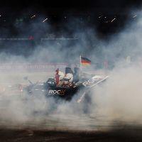 Race of Champions, un espectáculo con campeones de Fórmula 1, pilotos de rallyes y mucho más