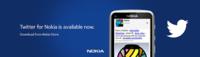 Twitter lanza su aplicación para la plataforma Nokia S40