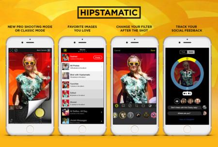 Hipstamatic resurge y renueva su aplicación fotográfica con varias novedades