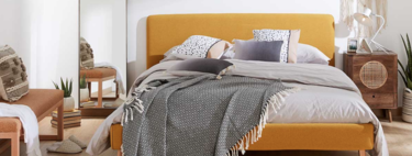 Cómo decorar un dormitorio perfecto para el relax en cinco pasos