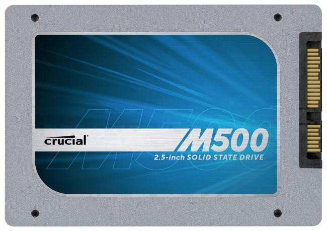 Crucial M500 lanzan un agresivo ataque al precio de los SSD