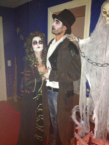 Halloween Ana fernandez