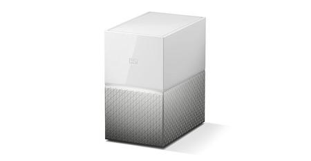 Un NAS doméstico de 8 TB como el Western Digital My Cloud Home Duo, ahora en Amazon nos cuesta 92 euros menos, a 259,97